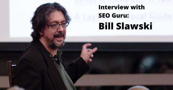 Bill Slawski SEO Guru Interview
